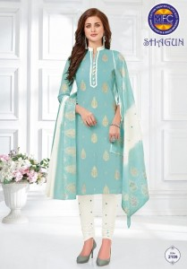 MFC Shagun Vol-21 Dress Material (4 pc catalog)