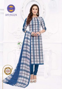 MFC Shagun Vol-22 Dress Material ( 7 pc catalog )