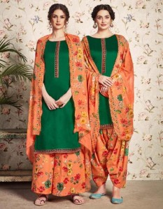 Zulfat Mohini Vol-2 Dress Material ( 10 Pcs Catalog )