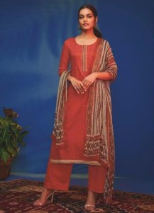 Ganga Waves Dress Material ( 8 pc catalogs )