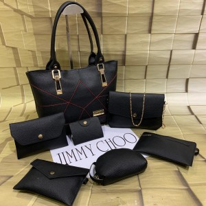 Imported Quality Ladies Bags 7pc combo set