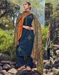 Shahnaz Art Panihari Vol-4 Dress Material ( 8 pc Catalog )