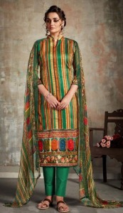 Sargam Prints Jully Dress Material ( 8 Pcs Catalog )