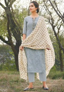 Jay Vijay Hiraya Dress Material ( 10 pc catalog )