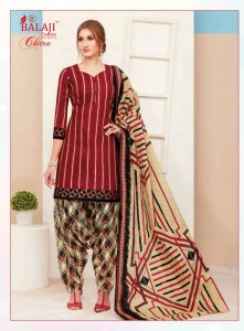 Balaji Chitra Vol -24 Dress Material ( 20 Pcs Catalog )