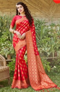 Apple Saree Mangalgiri  Cotton Silk Saree ( 8 Pcs catalog )