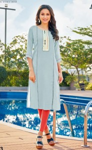 Mittoo Palak vol-22 Rayon Kurtis ( 8 Pcs Catalog )