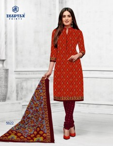 Deeptex Miss India Vol-56 Dress Material ( 16 Pcs Catalog )