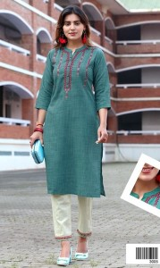Arion Radhe Vol-3 Kurtis with Pant (6 Pcs Catalog )