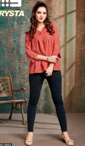 Channel 9 Crysta Casual Style Tops ( 6 pc Catalog)