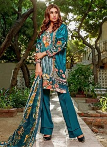 Mariya B  vol-3 Pure Lawn Dress Material ( 10 Pcs Catalog )