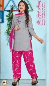 Royal Collection Trendy Stella Readymade Suits ( 5 Pcs Catalog )