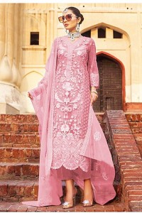Bonanza Trendz Kalamkar Heavy Embroidery Suit ( 2 pcs Catalog)