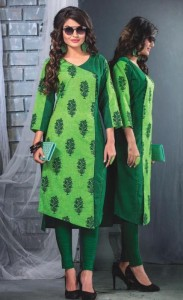 Kanasu Ananya Cotton Kurtis ( 8 pcs Catalog )