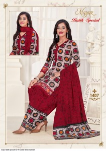 Mayur Batik Special Vol-14 Dress Material ( 15 Pcs Catalog )