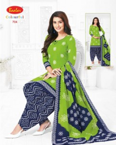 Baalar Colourful Patiyala Vol-7  Readymade Suits ( 27 Pcs Catalog )