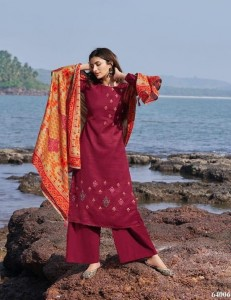 Deepsy Nurah Dress Material ( 6 pc catalog )