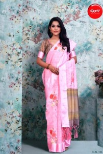 Apple Oregano vol-1 Patta Digital Print Sarees ( 12 Pcs Catalog )