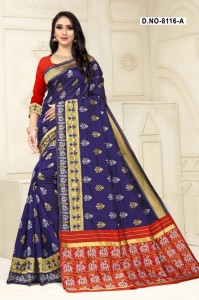 Kodas U-Droup-8116 Silk Sarees (4 pc catalog )