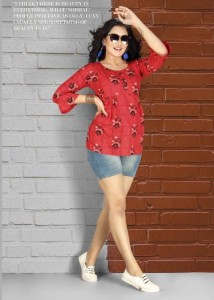 Ritvika Kurti By S S kurties  ( 8 Pcs Catalog )