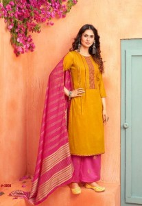 Sweety Fashion Bulandi vol - 3 Dress Material ( 8 Pcs Catalog )
