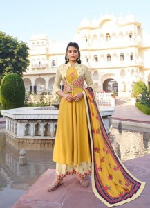 Sajawat Creation Prisha vol -2 Ready made Suit ( 6 pcs Catalog )