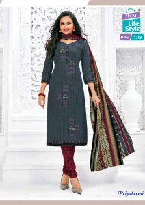 MCM Priyalaxmi Vol-19 Dress Material (22 pc catalog)