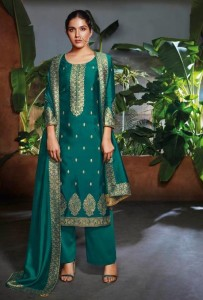 Wholesale Dress Material Ganga Ehsaas ( 6 Pcs Catalog )