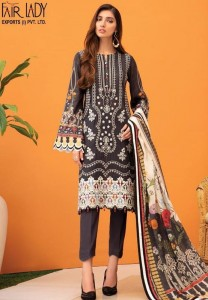 Fair Lady Iris Hit Super Nx Pakistani Style Suits ( 3 Pcs Catalogue )