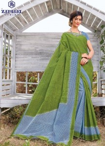 DEEPTEX MOTHERINDIA VOL 39 PURE COTTON SAREES ( 30 pcs Catalogue )