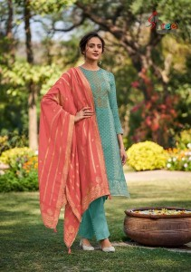 Shree Fabs Miraya Pure Jam Cotton Prints Dress Material ( 8 Pcs Catalog )