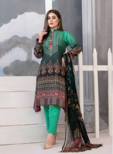 AGHA NOOR TAWAKKAL LAXURY  COLLECTION DRESS MATERIAL ( 10 PCS CATALOGUE )
