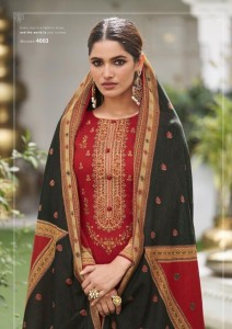 Mumtaz Arts  Rangon Ki Dunya  Muraad Cotton With Neck Embroidery Dress Material ( 10 pcs Catalog )