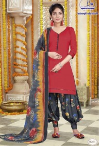 Miss World Choice Patiyala Vol 19 Cotton Dress Material ( 10 pcs Catalogue )