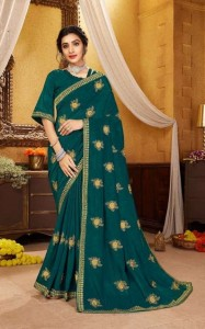 Kalista Euro Vol 2 Vichra Silk Saree Dress Material ( 6 pcs Catalogue )
