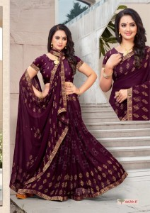 Kodas Simpola vol-5 Casual Wear Printed Saree Collection (  8 pcs Catalog )
