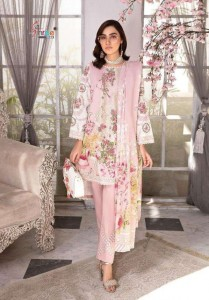 Shree Fab Ayesha Zara Premium Cotton Dress Material ( 8 pcs Catalogue )