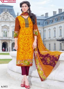Gul-Zaar Vol-2 Karachi cotton collections (06 pc catalog)