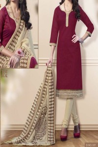 Kavya Chanderi Cotton Suit